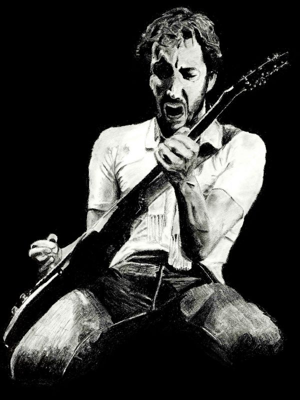 Strings Quotes Wallpaper Pete Townshend Rock Star Picture