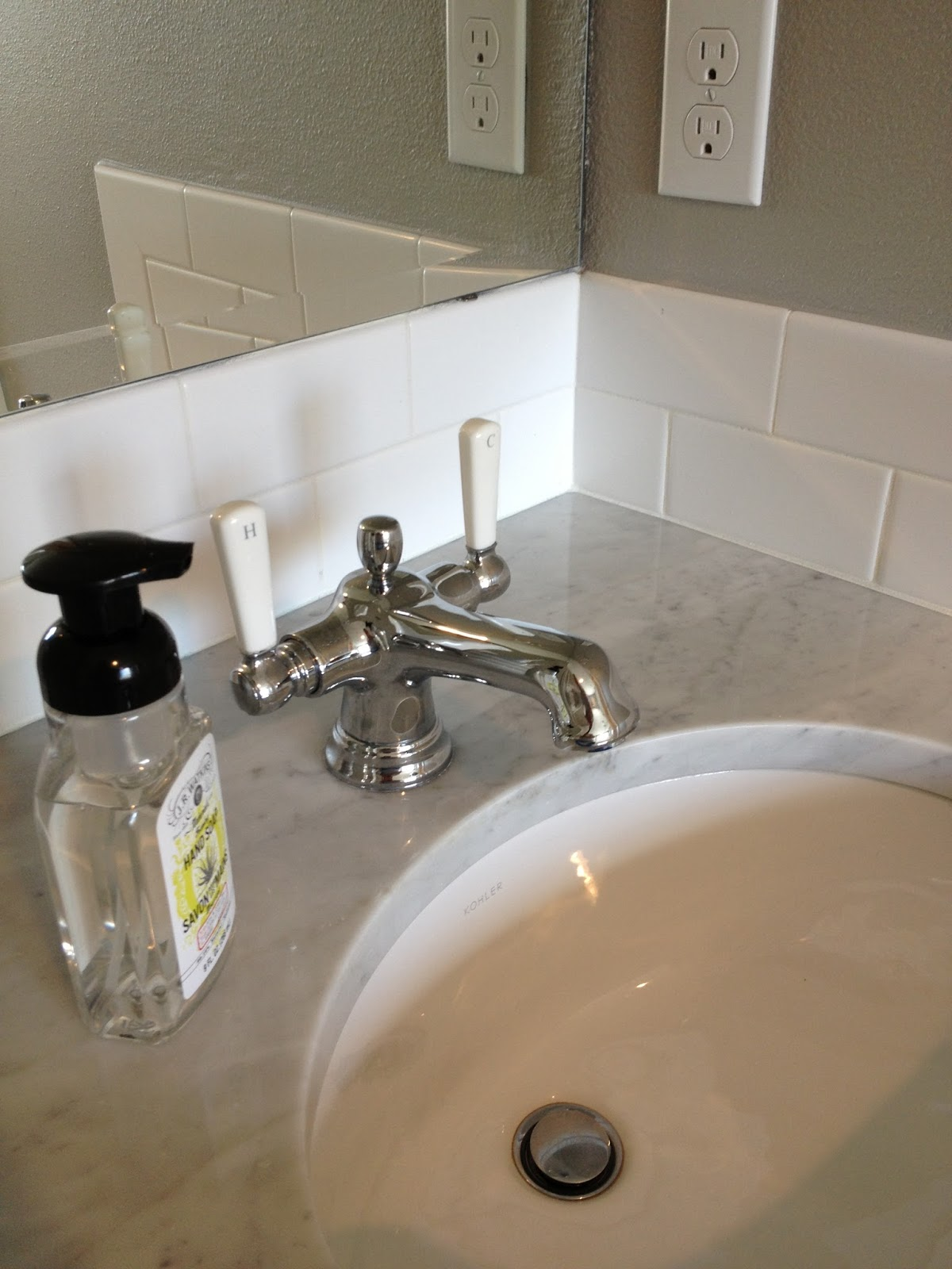 Kohler Kitchen Sink Faucets Types Materials Building Our Dream Home, From The Ground Up: House Tour ...