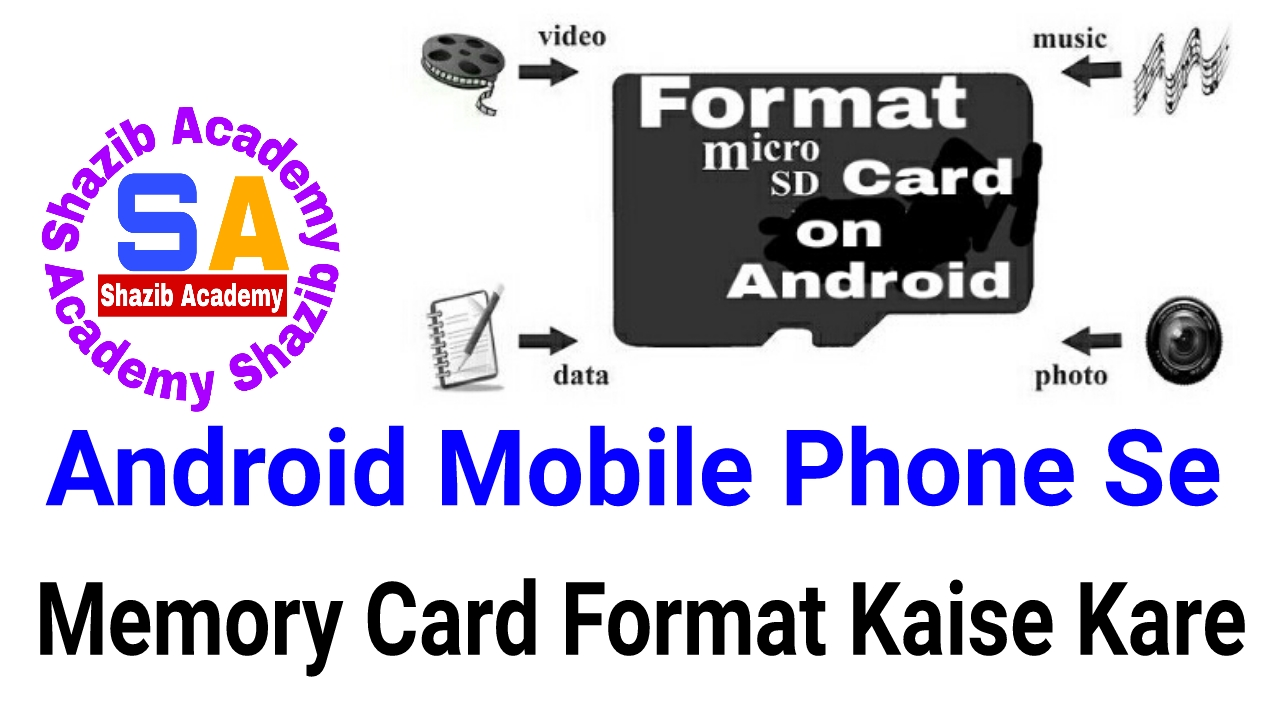 Android Phone Se Memory Card Format Kaise Kare