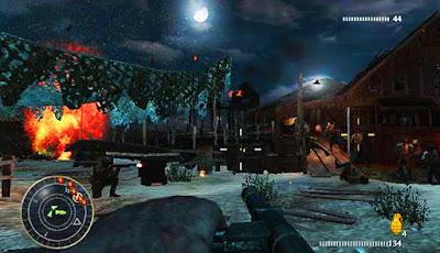 Spesifikasi PC untuk Call Of Duty World At War  Sinopsis  Suka sejarah perang dunia kedua dan serial Call of Duty? Walaupun diusung dalam balutan cerita yang sudah diulang berkali-kali dalam banyak game. Apalagi pada awal permainan biasanya kita memulai pertempuran dengan kondisi yang minim dan musuh menjepit kita dari berbagai arah. Mode campaign dimulai sebagai pasukan Amerika yang ditawan oleh Jepang, dan dilanjutkan dengan gerakan Rusia untuk merebut tanah airnya dari pihak Jerman. Dari segi senjata tidak ada masalah serius yang akan kamu temui disini, tetapi disarankan untuk memainkan mode campaign Call of Duty: World at War dalam tingkat kesulitan yang sedikit tinggi atau kamu akan merasakan sebuah permainan yang kelewat mudah dan kamu akan merasakan jadi tentara robot tanpa tanding yang kuat menghadapi tusukan bayonet berkali-kali apalagi beberapa senjata terasa sedikit tidak imbang dengan senjata yang lain.    Untuk urusan mode permainan, ada sebuah mode tambahan yang cukup menarik perhatian. Sebuah metode yang tidak lazim dipakai. Kelemahan lainnya, mode co-op belum memiliki dua karakter yang berbeda seperti Gears of War atau Halo 3 yang memiliki dua orang karakter dan berperan masing masing. Untuk urusan grafis, game ini bisa dibilang sangat