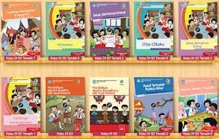 Buku Paket Kelas 4 Kurikulum 2013 Revisi Terbaru
