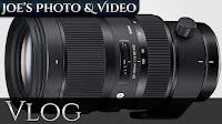 Sigma 50-100mm f/1.8 DC Art Lens - Leaked Info | Vlog