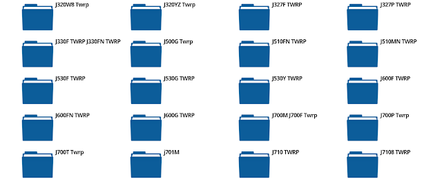 Twrp And Cwm For All Samsung Device
