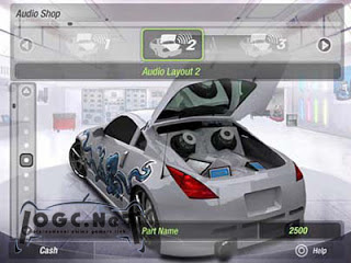 Game Need For Speed Underground 2