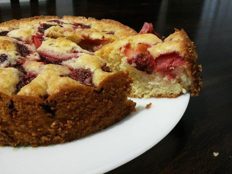 Martha Stewart Strawberry Cake Recipe