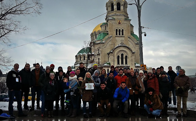 Cattedrale Aleksandr Nevskij Sofia Tour