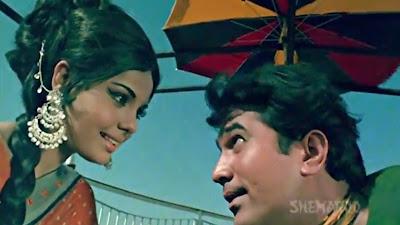 Yunhi tum mujhse baat karti ho lyrics - Sachaa Jhutha (1970) - Lata Mangeshkar, Mohammad Rafi - Rajesh Khanna and Mumtaz