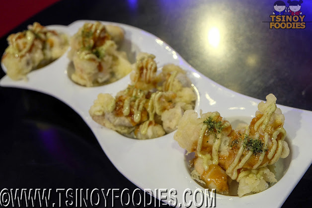 mussels tempura