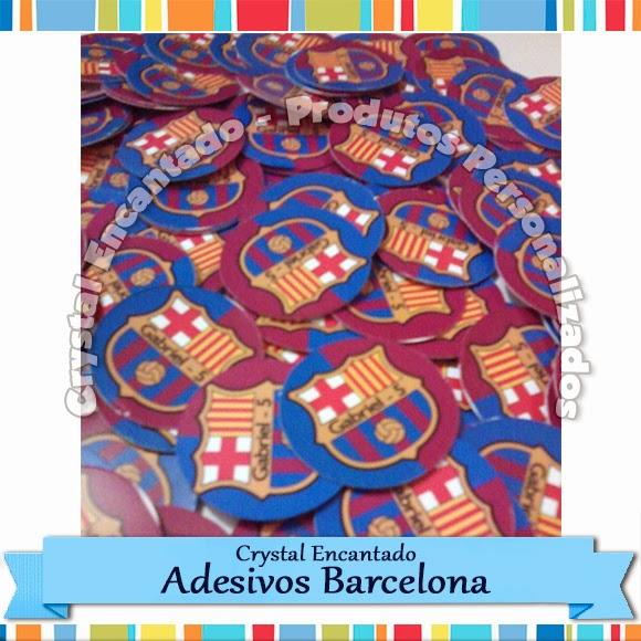 Adersivos Barcelona