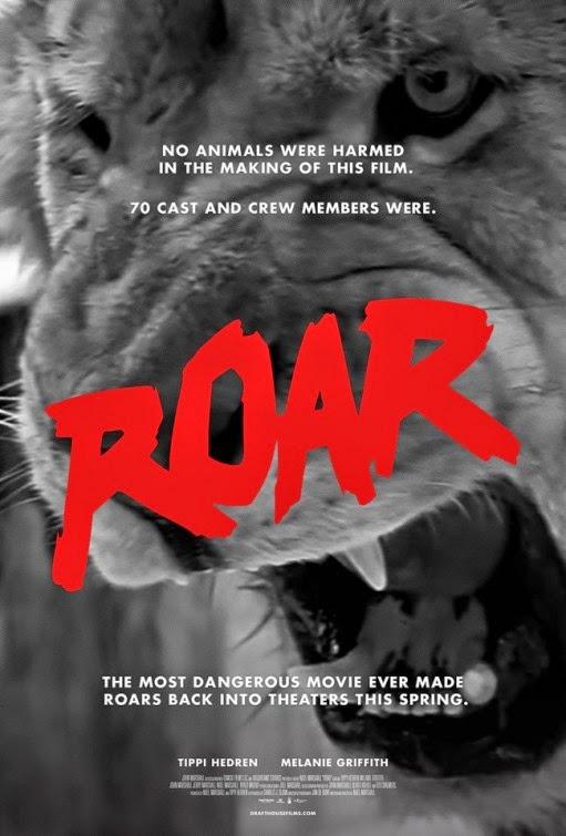 Lion Attack Movie