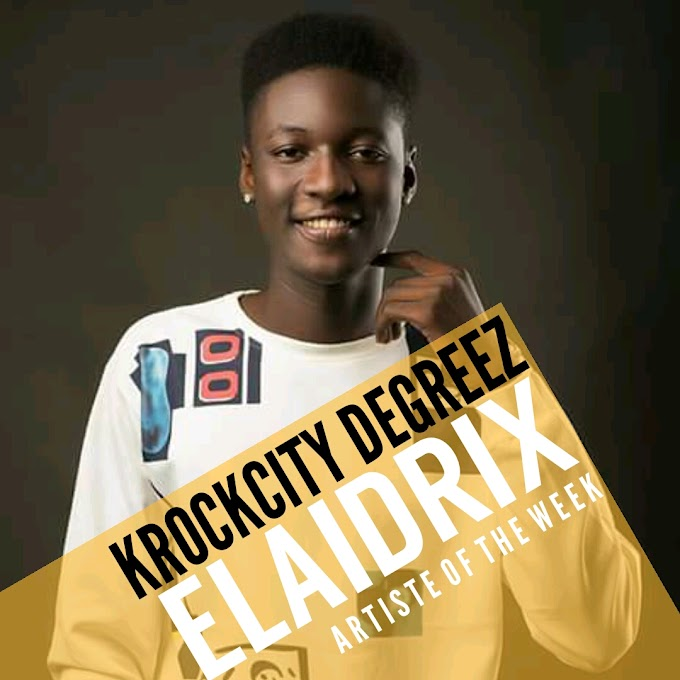 Artiste Of The Week - Elaidrix