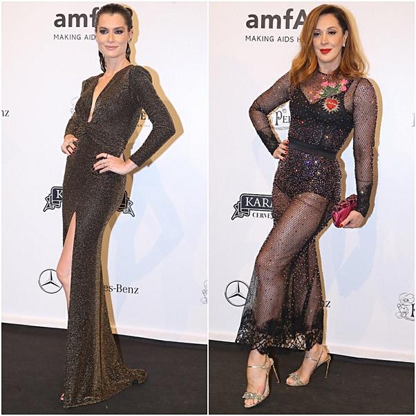looks de gala baile da amfAR