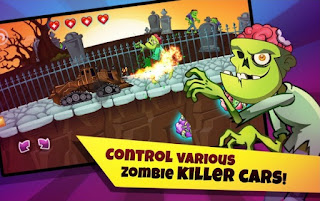 Download Android Zombie Shooting Race Adventure Game