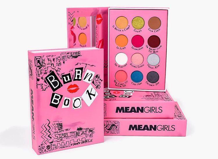 Resultado de imagen para mean girls make up book