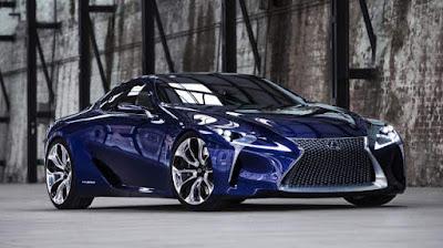 2018 Voitures neuves: 2018 Lexus LF-Lc Date de sortie et prix