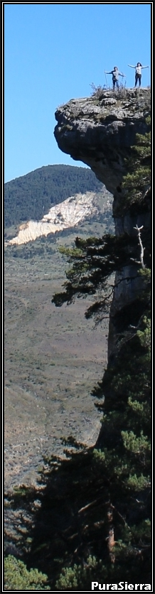 Las Terreras De La Virgen vistas desde El Machorro