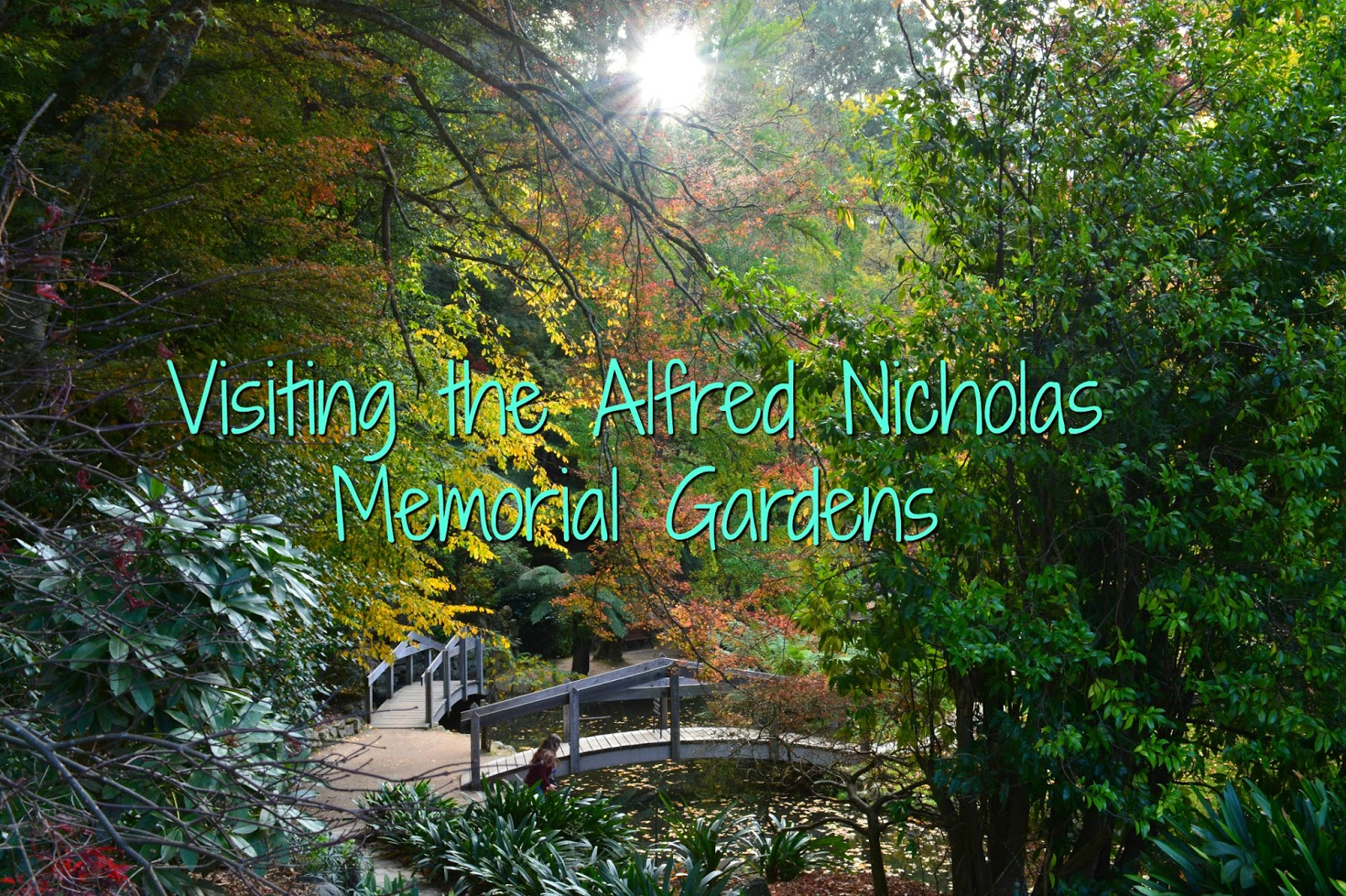 Reasons to Visit the Alfred Nicholas Memorial Gardens