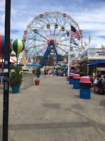 Ferris Wheel again