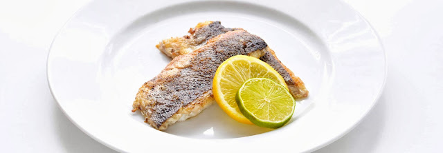 Sea Bass, How to Prepare For Pan Frying ~ Simple Food