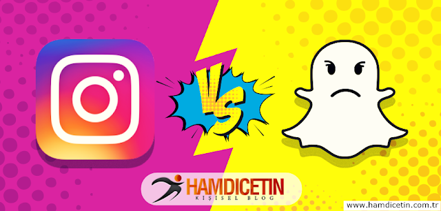 İnstagram Snapchat'i Mağlup Etti