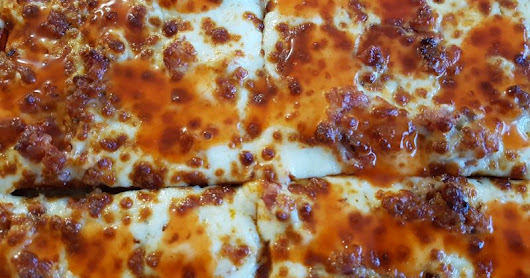 Filtered Photos of Pizza (Strange and Slightly Disturbing)