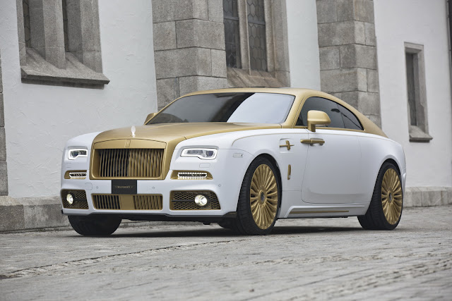 Rolls Royce Wraith Palm Edition 999