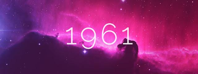 1961 год кого ? 1961 год какого животного ?