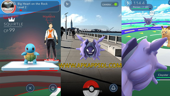 Pokemon GO Apk v0.29.2 Full Version 2016 (Work for Intel Android) Terbaru Gratis Free Download