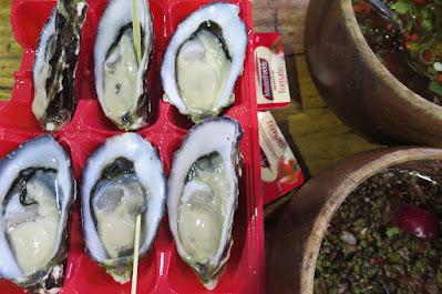 Melbourne, South Melbourne Market, oysters
