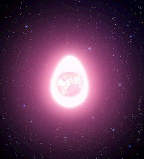 粉紅色光蛋