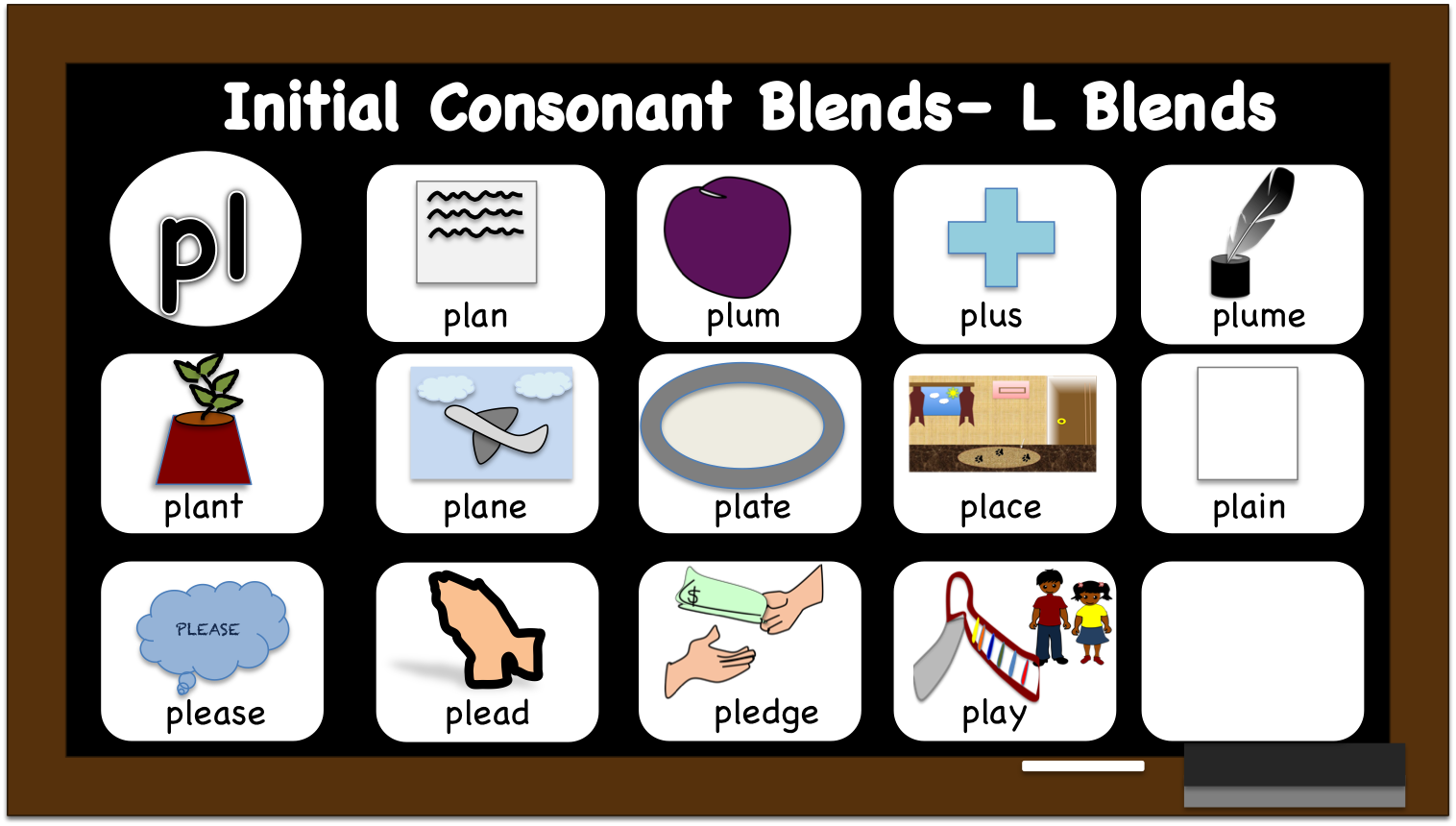 My English Tutor Consonant Blends And Digraphs