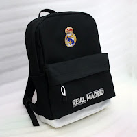 Jual Tas Ransel Bola Real Madrid