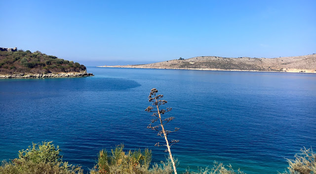 La riviera albanaise, de Vlora à Ksamil et Butrint