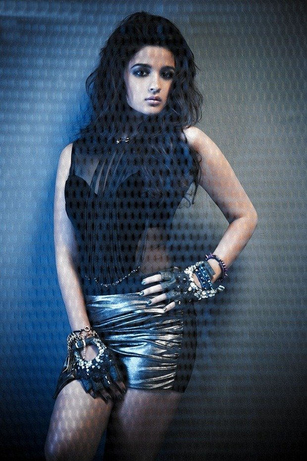 Alia Bhatt in Filmfare 2013 Photoshoot