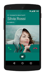 Come fare chiamate su WhatsApp su Android