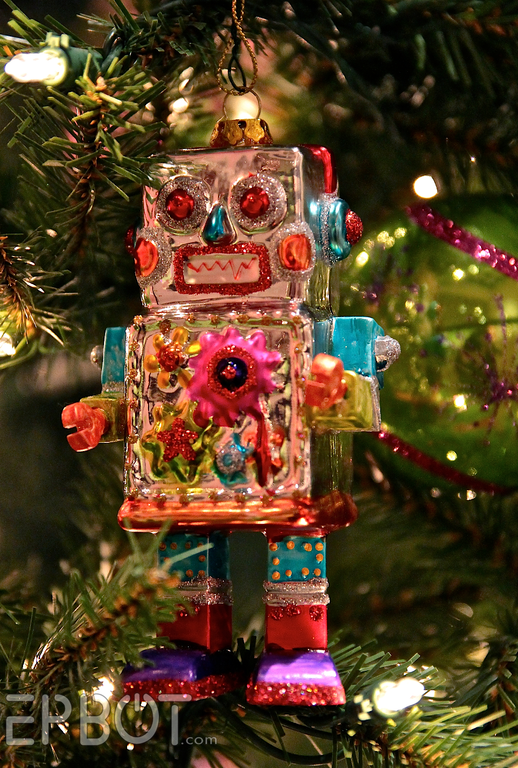 EPBOT: Christmas Tree Heaven