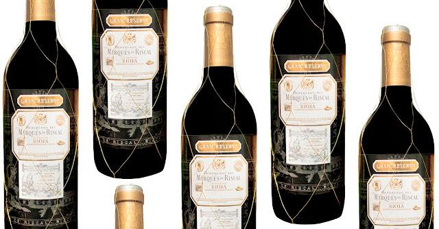 Dlaczego niektóre butelki z winem zapakowane są siateczką ze złotego druciku?