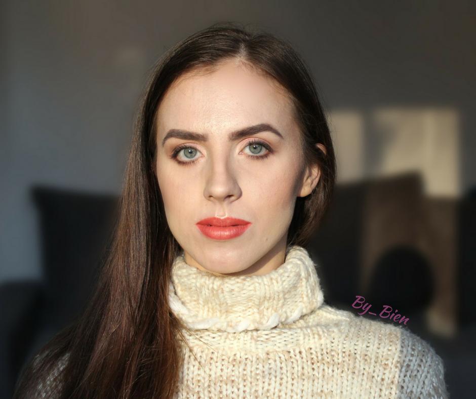 Makijaż do sesji zdjęciowej - naturalny i świeży