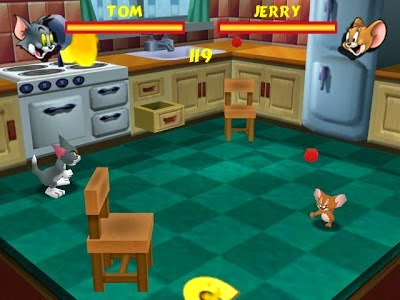 Tom and Jerry Fist of Furry PC Full Version