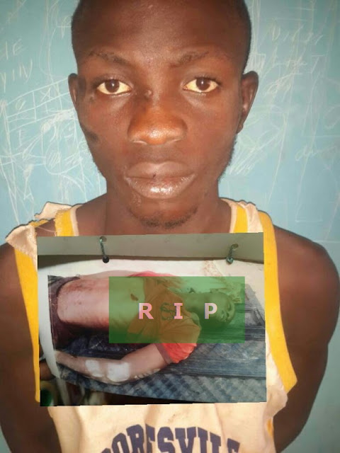 man kill friend ifo ogun state christmas day