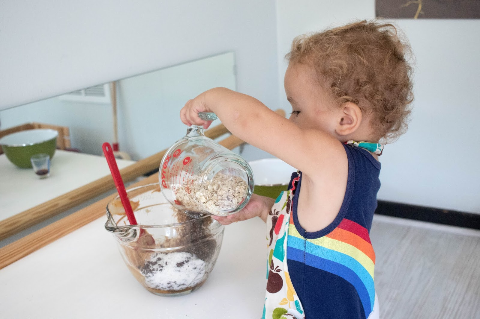 Cooking And Baking With Your Toddler