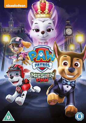 Paw Patrol Mission Paw 2018 DVD R4 NTSC Latino