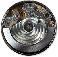 IWC Pilots' Watch Movement