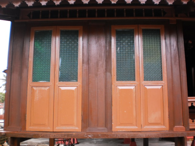 Rumah Tradisional Melaka Kampung Alai