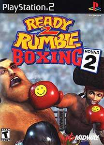 Ready 2 Rumble Boxing Round 2 PS2 ISO [Ntsc-Pal] MG-GD