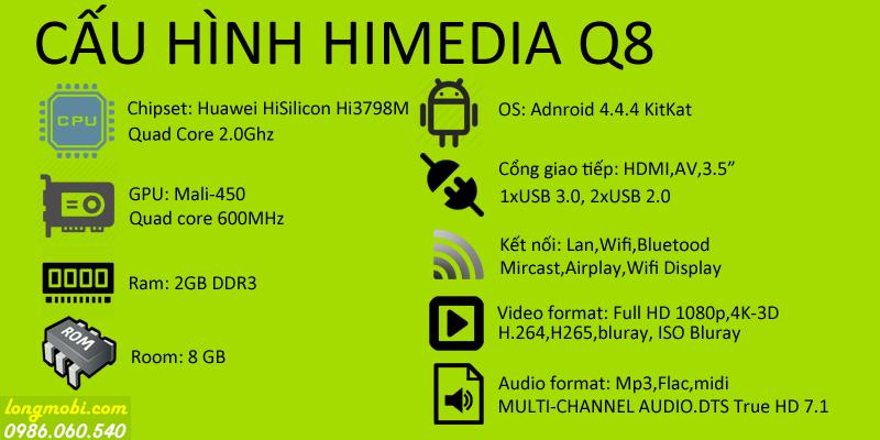 cấu hình himedia q8