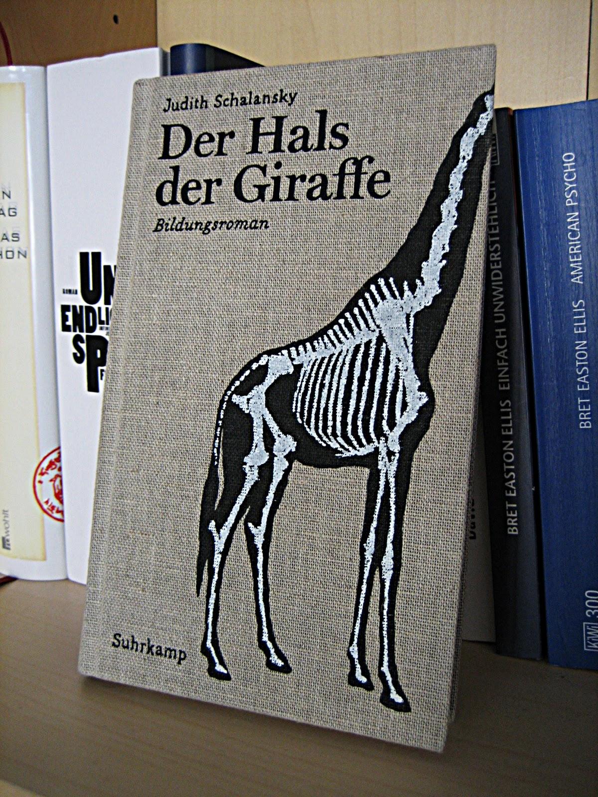 Hals Der Giraffe