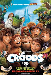 The Croods (2013) เดอะครู้ดส์ มนุษย์ถ้ำผจญภัย