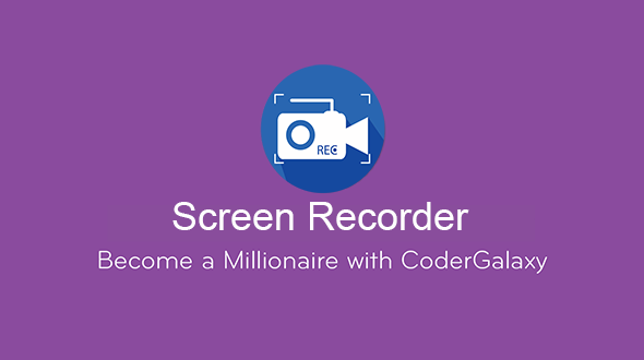 Screen Recorder & Screenshoot | code source nulled