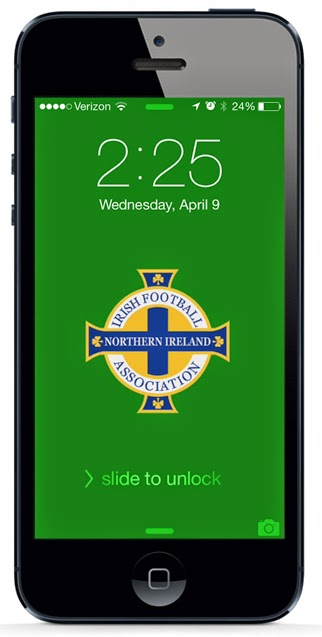 Northern Ireland National Team Wallpaper Download Gambar